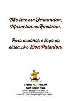 Exercício Don Paletas.