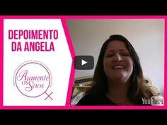 Como Aumentar os Seios Depoimento da Angela sobre o Método Aumente os Seios