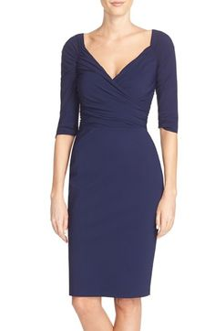 Chiara Boni La Petite Robe Jersey Sheath Dress available at #Nordstrom