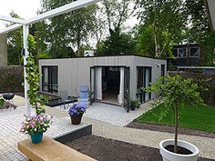 mantelzorgwoning Shed, Outdoor Structures, Sheds, Tool Storage, Barn