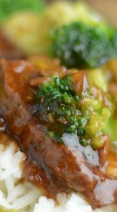 Better than Take-Out Beef Broccoli (Instant Pot)