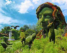 Jardin Botanique de Montréal / Montreal Botanical Garden (Jardin Botanique de…