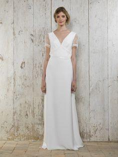 Robe de mariée Lambert Créations 2015 - Modèle Patou 3