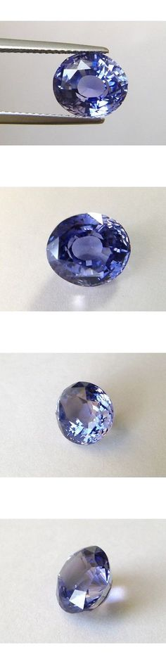 Natural Sapphires 4644: Natural Heated Blue Sapphire Blue Color Oval Shape 3.94 Carats -> BUY IT NOW ONLY: $4140 on eBay!