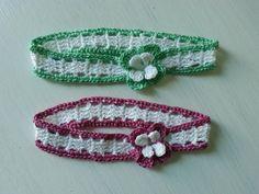 opaska na szydełku, crochet newborn headband, video tutorial Newborn Crochet, Newborn Headbands, Accessories, Youtube, Youtubers, Youtube Movies, Jewelry Accessories