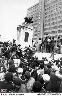 The 1979 Iranian Revolution in Pictures