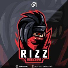 Ninja Logo, Best Gaming Wallpapers, Team Logo Design, Warrior Drawing, Esports Logo, Retro Logos, Game Logo, Cartoon Design, Logo Inspiration