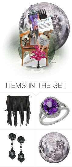 """""""Free Spirit Believe dreams are free"""" by anastasia-pellerin ❤ liked on Polyvore featuring art, dream, Horse and surreal"""