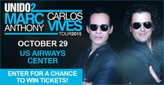 Check out this Marc Anthony Live Nation Phoenix Ticket Giveaway