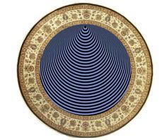 Tradycyjne Azerbejdżańskie dywany przekształcone w hipnotyzujące Dzieła Sztuki | Dom-wnetrze