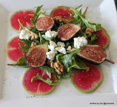 Beautiful Arugula Salad With Famous Biscuits Recipe — Dishmaps