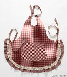 Would be the cutes little girls apron