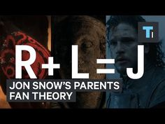 Tech Insider: Jon Snow's parents fan theory