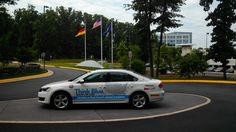 Passat #VWTDI #ScanGauge #Shell #Motorola #Continental #spon 48-State GUINNESS WORLD RECORD drive announcement later today and the results are... ;)  Here are a few pics from the last two days of adjudication, inspection and saying goodbye to our trusted steed and home for the past two weeks.  Thank you VW for a fantastic ride.  Wayne