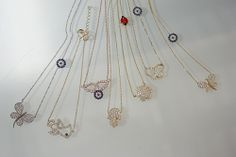 Butterflies... Spring/Summer 2014 Fashion Trends in LA Anne&Anne Jewelry and Gifts #fashiontrends #jewelry #goodluckcharms