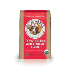 King Arthur Flour- Organic Whole Wheat Flour