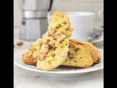 Cooking with Manuela: Traditional Italian Almond Biscotti