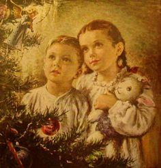 Interior: Картинки для декупажа. Christmas. Часть 3