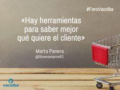 #ForoVacolba @martapanera