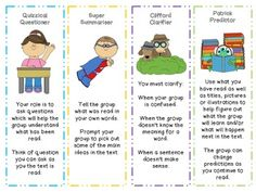 Reciprocal Reading Bookmarks {Free}
