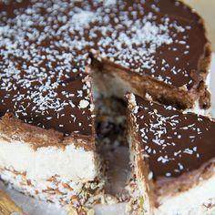 Heb je binnenkort een verjaardag of een ander feestje en je wilt liever geen taart boordevol suikers in huis halen? Dan is deze bounty pie echt het proberen waard! Heerlijk, maar ook heel erg machtig! Na één stuk voelde ik mij al gevuld en verzadigd… En we weten allemaal als we een suikervolle taart op ...