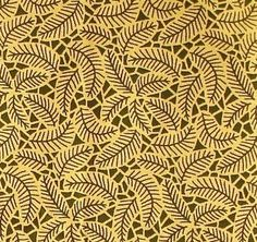 Jungle Leaves swatch