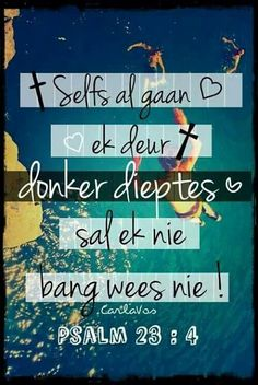 Jou slegste dag saam God is beter as jou beste dag sonder Hom Prayer Verses, Bible Verses Quotes, Jesus Quotes, I Love You God, Afrikaanse Quotes, Motivational Quotes, Inspirational Quotes, Pretty Quotes, Christian Quotes