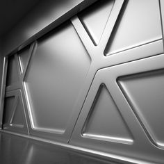 Sci Fi Interior 3D Model on Behance