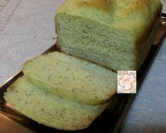 Pão com mix de farinhas zero glúten