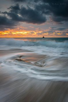 The song of Water, Finistère, Brittany, France