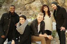 Pentatonix - Which is Latin for amazingly talented, pretty people! ;)