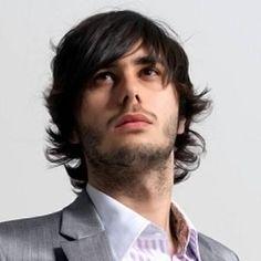 corte pelo largo hombre - Buscar con Google