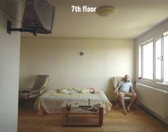 Photo-Series About How Different People Live In Identical Apartments