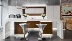Nasza specjalność to wyjątkowe kuchni.  Obejrzyj naszą pokazową kuchnię w warszawskim salonie.   www.ebano.pl #ebano #nowoczesnakuchnia #kuchnia #kuchnie #design