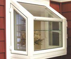 Get inspiration for your home renovations! Exterior Remodel, Exterior Doors, Window Manufacturers, Vinyl Replacement Windows, Andersen Windows, Egress Window, Window Sizes, Garden Windows, Bathroom Windows