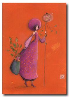 Художница Gaelle Boissonnard (167 работ)