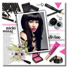 """Nicki"" by justjules2332 ❤ liked on Polyvore featuring beauty, Jouer, Laura Mercier, MAC Cosmetics, NARS Cosmetics, Too Faced Cosmetics, Bobbi Brown Cosmetics, Nicki Minaj, Smashbox and NickiMinaj"