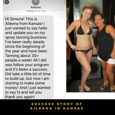 Learn the Art & Business of Airbrush Tanning Becoming An Esthetician, Cosmetology Student, Airbrush Tanning, Tanning Tips, Suntan Lotion, Say Hello, Students, Hollywood, Train