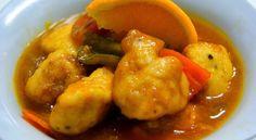 Pollo Oriental a la Naranja (Receta Chino-estadounidense)
