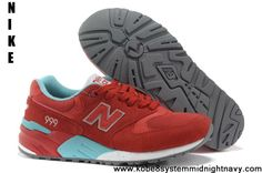 Buy Latest Listing New Balance NB WL999HC Fire Red light Blue For Women  shoes