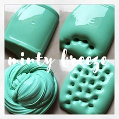 minty breeze this slime looks so nice (not mine non of this is) Diy Crafts Slime, Slime Craft, Diy And Crafts, Crafts For Kids, Slime Transparent, Pate Slime, Types Of Slime, Instagram Slime, Pretty Slime