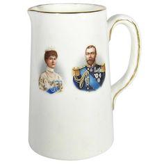 1911 King George V Coronation Commemorative by Royal Doulton