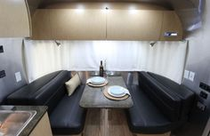 2016 New Airstream Flying Cloud 19 Travel Trailer in California CA.Recreational Vehicle, rv, 2016 Airstream Flying Cloud 19, The 19' Corner Bed may be the smallest in the Flying Cloud line, but it offers everything for the weekend wanderer. At the front is the dinette with panoramic windows giving you stunning views. The dinette also converts effortlessly into a sleeper for two. In the galley there is a three burner range and stainless steel sink providing you an at home kitchen. The double…