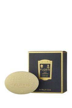 Love!  Floris London Luxury Soap Set