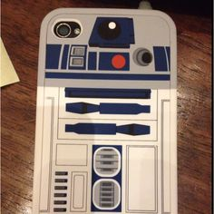 R2D2 iPhone cover