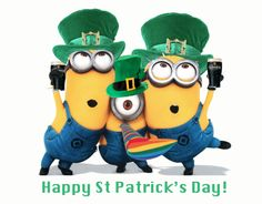 """Start your day from these """"Top Minion Friday Quotes"""" because it will make your day happy and also funny.So scroll down and keep reading these """"Top Minion Friday Quotes"""". Happy Birthday Minions, Happy Birthday Video, Birthday Songs, Singing Happy Birthday, Happy Minions, Birthday Images, Happy Birthday Boss, Minions Singing, Happy St Patrick"""