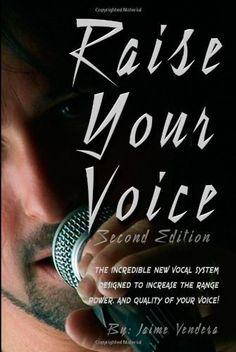 Raise Your Voice 2nd edition by Jaime J Vendera, http://www.amazon.com/dp/0974941158/ref=cm_sw_r_pi_dp_RKQfqb1QGG7W5