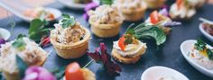 Exceptional Catering | Seasoned & Dressed | Caterers Wellington