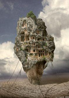 Impressive and Creative Digital Surrealism | Abduzeedo