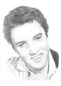 Pencil & charcoal - Buscar con Google Elvis Presley by BPFsketch on deviantART bpfsketch.deviantart.com800 × 1128Buscar por imagen Oh don't you know I'm caught in a trap (detail) by BPFsketch